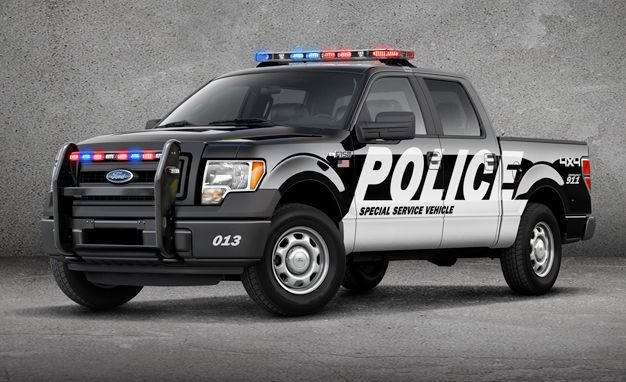 Ford F-150 Special Service Vehicle Package Added as No-Cost Option for Fleet Customers