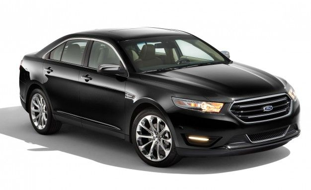 2013 Ford Taurus with 2.0L EcoBoost Four-Cylinder EPA-Rated for 32 MPG Highway