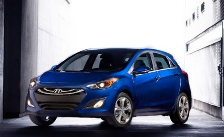 2013 Hyundai Elantra GT Will Start at $19,170 [Updated]