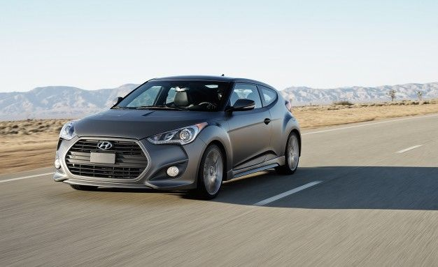 2013 Hyundai Veloster Turbo First Drive Review Car And