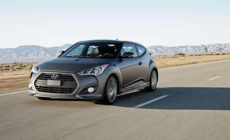 Hyundai Prices 201-hp 2013 Veloster Turbo from $22,725; Regular Velosters Get Minor Price Increases