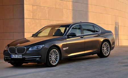Diesel BMW 7-series Coming to U.S. Next Year (Plus, How We Almost Got the M550d)