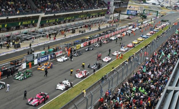 The 2012 24 Hours of Le Mans in Pictures