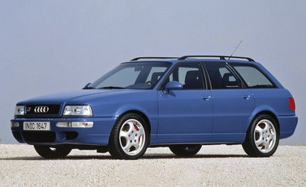 RS: A Brief History of Audi's Top Performance Models