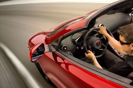 McLaren Officially Confirms MP4-12C Spider, Provides Launch Date