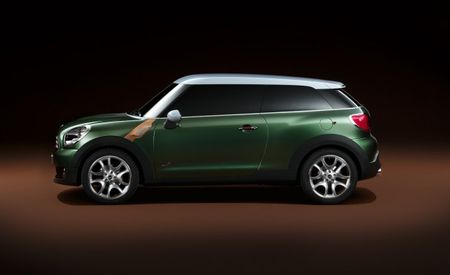 Mini Countryman Coupe On Sale Early Next Year as 2013 Model