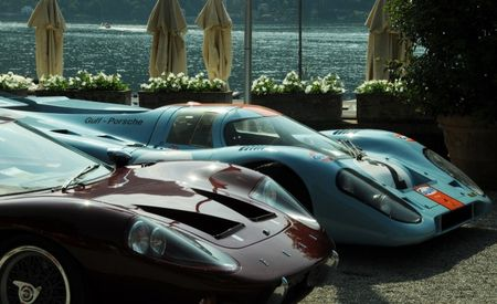 A Brief Photo Tour of the 2012 Concorso d'Eleganza Villa d'Este