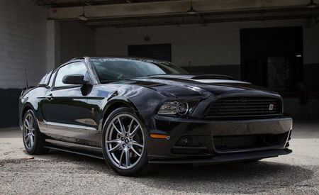 Roush Announces RS Package for Mustang V6