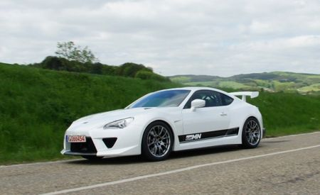 Toyota and Gazoo Racing Twincharge a GT 86 for Goodwood
