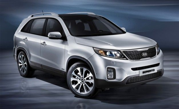 Kia Sorento Gets Updated for U.K., Changes Likely Coming to U.S. Next Year