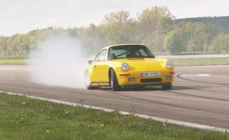 <em>C/D</em> Video: We Go Sideways in the Legendary Ruf Yellowbird, Drive a CTR 3 on the Autobahn