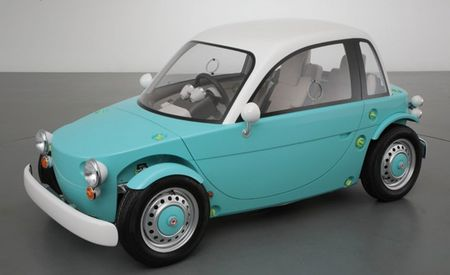 Toyota Shows Cool Drivable, Reskinnable Car Concept for Kids