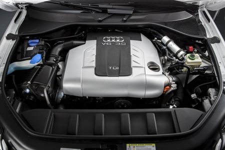 2013 Audi Q7 Joins Siblings, Gets Upgraded 240-hp Diesel
