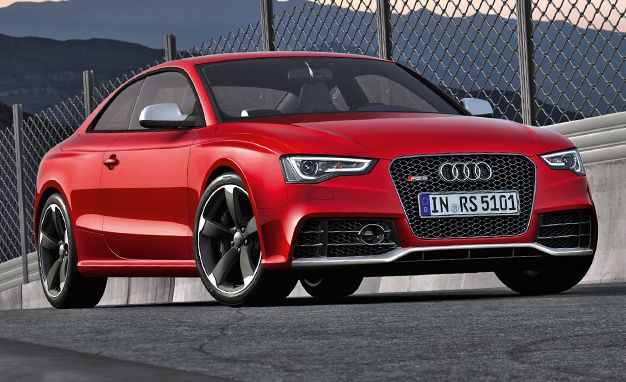 Audi Prices 2013 S5 Coupe and Cabriolet, S6, S7, S8, and RS5 Coupe