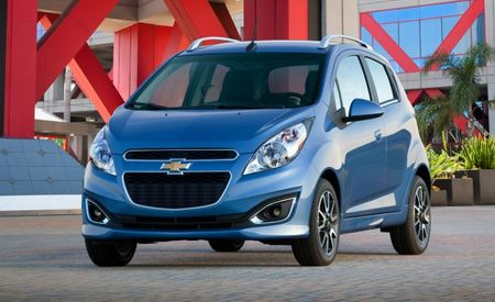 2013 Chevrolet Spark EPA Ratings Released, Top Out at 38 mpg Highway