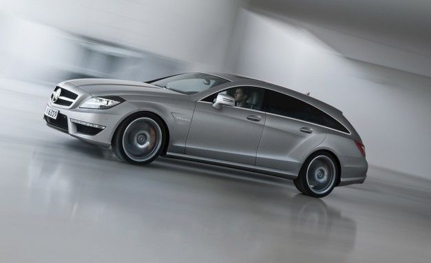 2013 Mercedes-Benz CLS63 AMG Shooting Brake: It's Not a Griswold Wagon