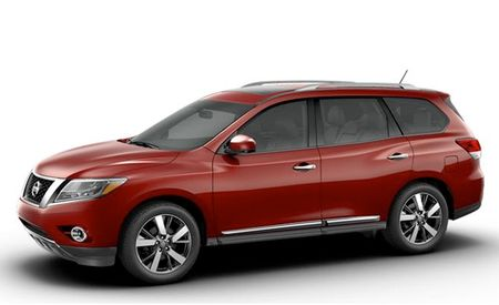 Nissan Reveals Production 2013 Pathfinder Crossover on Facebook