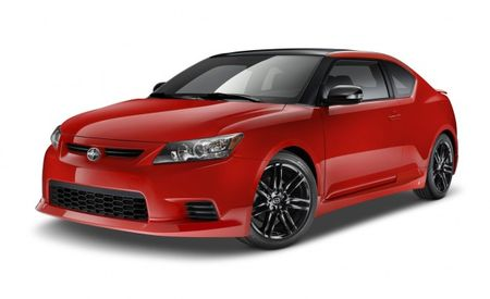 2013 Scion tC Release Series 8.0 Announced, Is Red