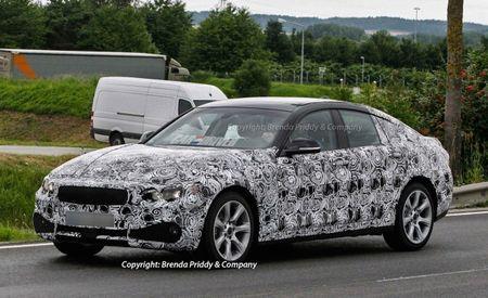 2014 BMW 3-series Five-Door Hatchback, Could Be 3-series GT