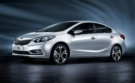 Kia Reveals Next Global Cerato Sedan; Previews the New Forte Coming Here