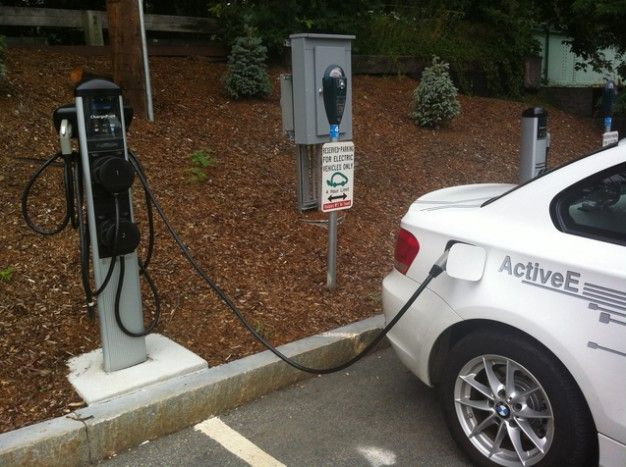 BMW Buys Into EV Charging Network, Preparing for i3 Launch Next Year