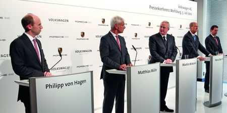 Porsche and VW: Together At Last