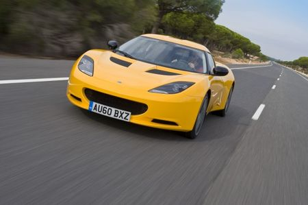 2013 Lotus Evora S to Get Automatic-Transmission Option
