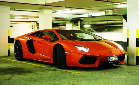 <em>C/D</em> Video: 48 Hours with the Wicked Lamborghini Aventador
