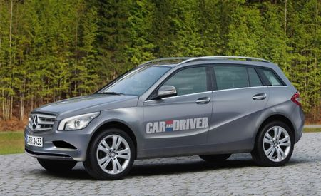Mercedes-Benz Confirms Debut of GLA Crossover Concept in China [2013 Shanghai Auto Show]