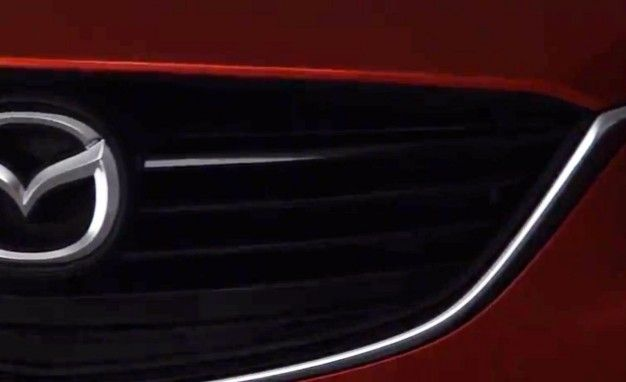 Mazda Gives Us a Brief Glimpse at the New 6 [Updated]
