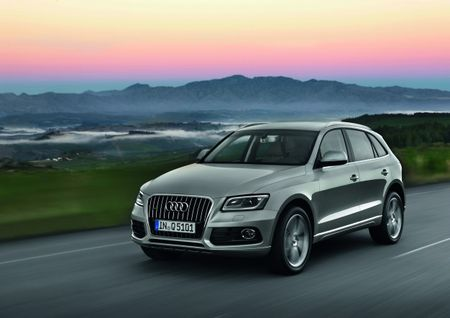 Confirmed: Audi Q5 to Add 3.0-Liter V-6 Diesel Model for 2014