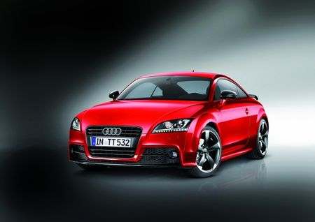 2013 Audi TT to Get S-line Competition Package—The S and RS Look for Less