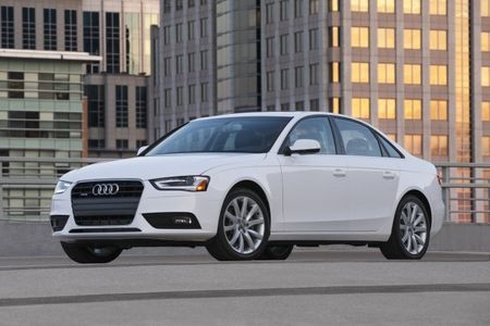 102,000 Audi A4s Recalled in U.S. for Airbags that May Not Deploy