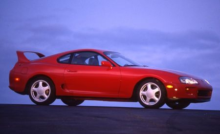 Supra Man: Toyota Trademarks Iconic Sports Car Name in Europe