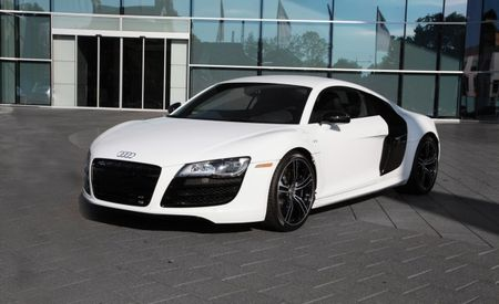 Audi Sends Off Unfreshened 2012 R8 with 50 Exclusive Selection Editions