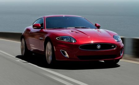 2013 Jaguar XK Lineup Gains New, More Affordable Touring Model