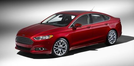 2013 Ford Fusion Gets EPA Ratings, 1.6 EcoBoost Scores 25/37