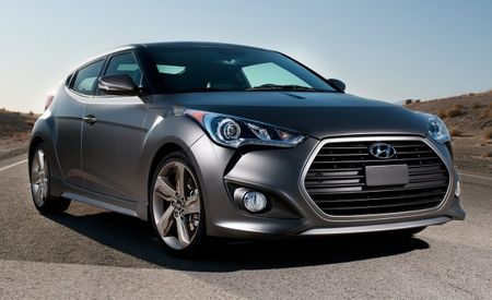 Hyundai Adds Summer Tire Option to 2013 Veloster and Veloster Turbo