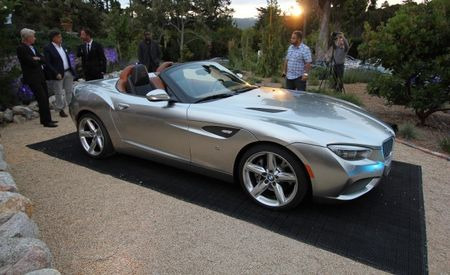 BMW Zagato Roadster: The Much-More-Attractive Z4 [2012 Pebble Beach]