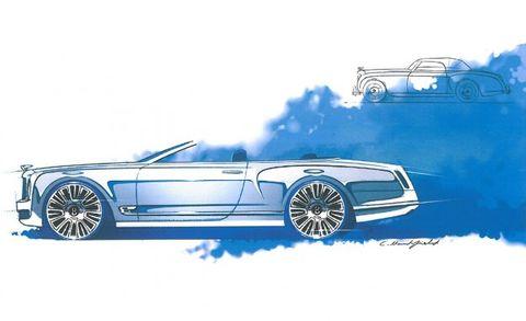 Bentley CEO Confirms Mulsanne Convertible Won't Enter Production [2013 Frankfurt Auto Show]