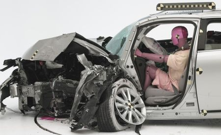 IIHS Adds New Frontal Crash Test, Most Cars Expected to Perform Poorly