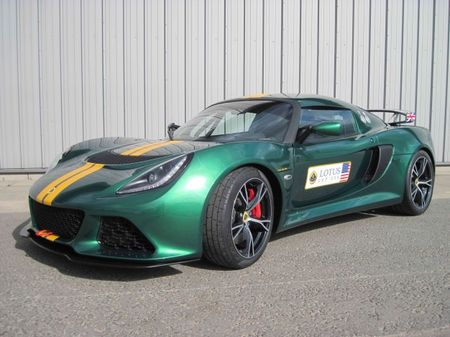 Hottest Version of Lotus's Exige V6 Cup Coming Stateside, Priced at $98,500