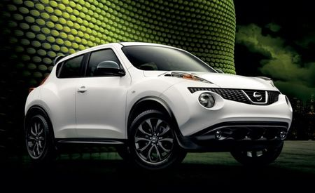2013 Nissan Juke Adds Some Darkness with Midnight Edition Package