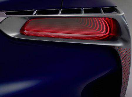 LF-LC 2.0: Lexus Previews New AWD Hybrid Concept Car Debuting This Fall