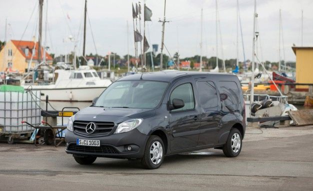 Mercedes-Benz Citan: The Renault Van with the Three-Pointed Star