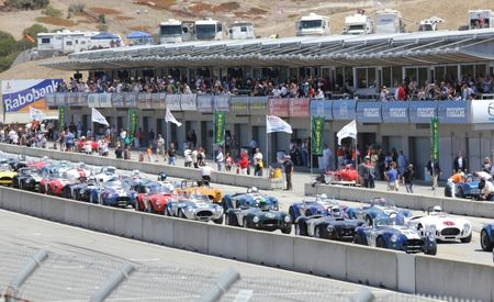 Rolex Monterey Motorsports Reunion Mega-Gallery [2012 Pebble Beach]