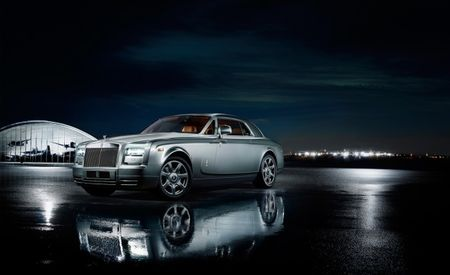 Rolls-Royce Reveals Phantom Coupe Aviator Special Edition [2012 Pebble Beach]