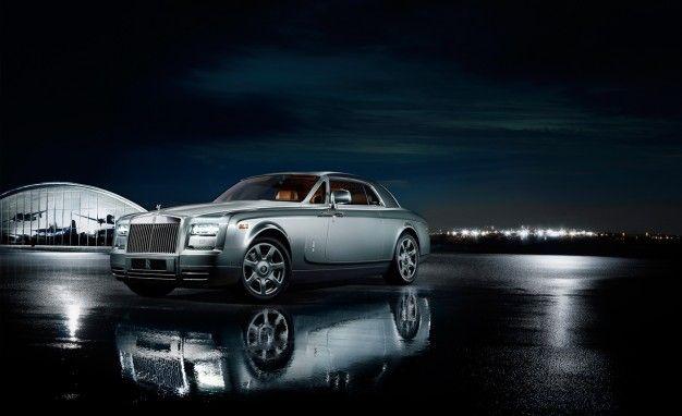 Rolls-Royce Reveals Phantom Coupe Aviator Special Edition [2012 Pebble Beach]