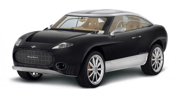 Chinese Company Sort-Of Buys Spyker, Will Build $250,000 Luxury SUV