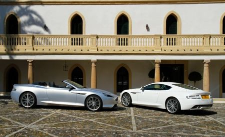 Aston Martin Dropping Virage from Lineup, Repositioning DB9 in its Wake